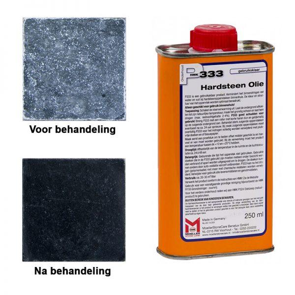 Hardsteenolie hardsteen olie donkerder maken hardsteen