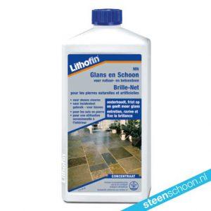 Lithofin MN Glans en Schoon voor natuursteen en beton