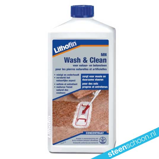 Lithofin MN Wash & Clean