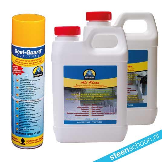 Seal-Guard Clean Pakket