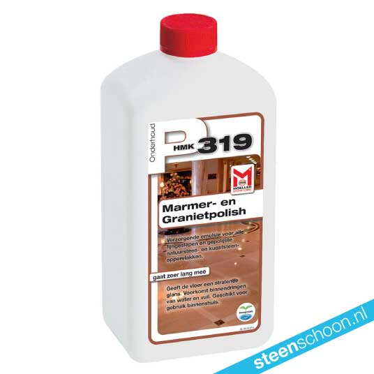 Moeller HMK P319 Marmerpolish en granietpolish